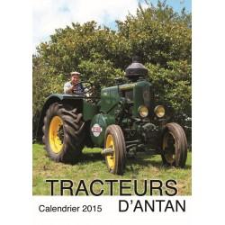 Calendrier Tracteur d'antan 2015