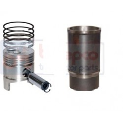 cylindrée complète moteur CO2D
