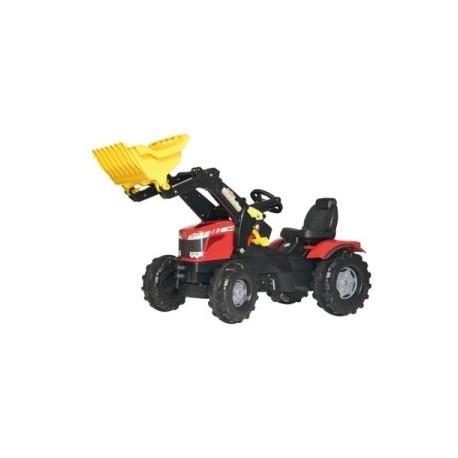 tracteur p dale massey ferguson 8650 avec chargeur. Black Bedroom Furniture Sets. Home Design Ideas