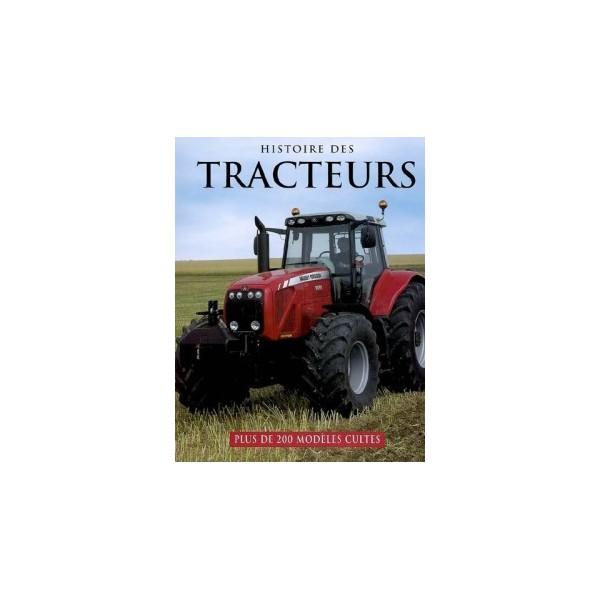 Livre histoire des tracteurs s bastien pi ces - Histoire du tracteur ...