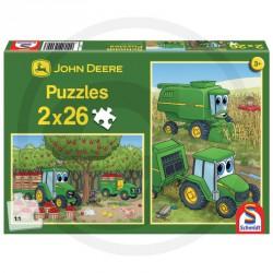 John Deere: La récolte