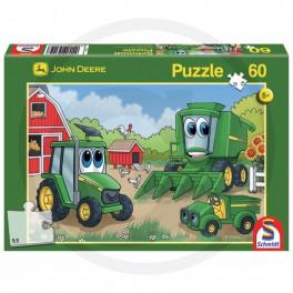 Le monde de Johnny  Puzzle