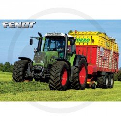 Tracteur Fendt  Puzzle