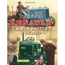 livre tracteur renault