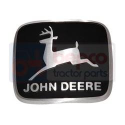 logo tracteur john deere