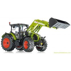 CLAAS ARION  650  Avec chargeur