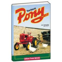 livre tracteur Pony