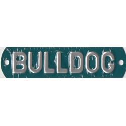plaque tracteur lanz bulldog