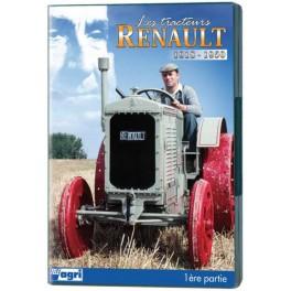 Les tracteurs Renault 1918-1950
