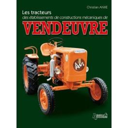 livre les tracteurs Vendeuvre