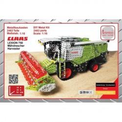 CLAAS Lexion 770  Ech:1/16 - 2453 pièces par TRONICO