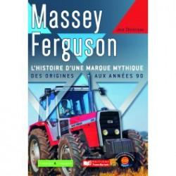 LIVRE  MASSEY FERGUSON  Histoire d'une marque mythique