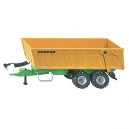 Remorque JOSKIN pour Tracteur Télécommandé