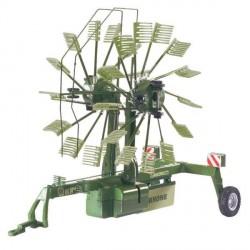 Andaineur Repliable KRONE pour Tracteur Télécommandé
