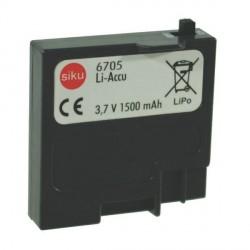 Batterie Rechargeable pour Camions RC - 3.7V 1500 mAh