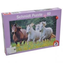 puzzle cheval