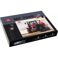 puzzle tracteur Massey Ferguson