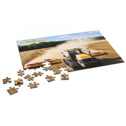 puzzles tracteur challenger