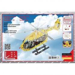 Hélicoptère ADAC Ech:1/32 797 Piéces par TRONICO