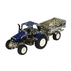 New Holland T5-115 Ech:1/64 583 Piéces par TRONICO