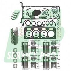 kit moteur tracteur fiat soméca
