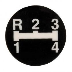 decalcommanie 1-2-3-4-R