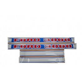 kit autocolant Ford 5000