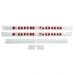 kit autocolant Ford 5000