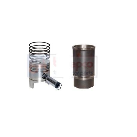 cylindrée complète moteur CO1D