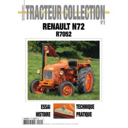 tracteur collection n°2