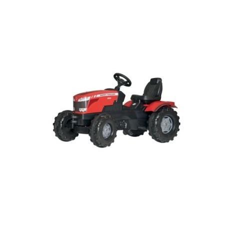 Tracteur pédale Massey Ferguson 8650