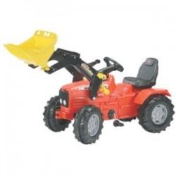 Tracteur pédale Massey Ferguson 5470 avec chargeur