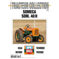 tracteur collection n°6