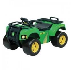 John Deere ATV quad
