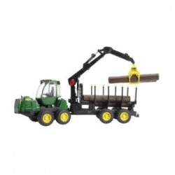 John deere 1210E machine d'abattage