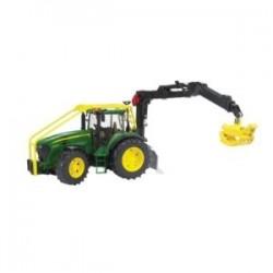John deere 7930 tracteur forestier
