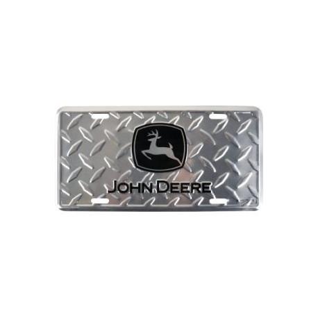 PLAQUES METAL John Deere