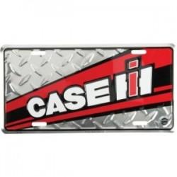 PLAQUES METAL CASE IH