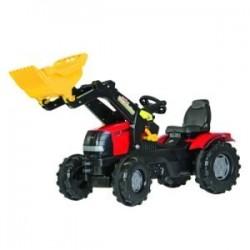 Tracteur pédale Case PUMA CVX 225 avec chargeur