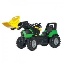 Tracteur pédale Deutz Agrotron 7250 TTV   avec chargeur
