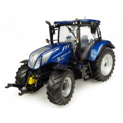 "NEW HOLLAND T6.175 ""BLUE POWER""  par UNIVERSAL HOBBIES"