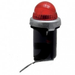 temoin lumineux Rouge 12 V