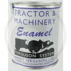 peinture gris Ferguson