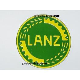 logo tracteur lanz vert