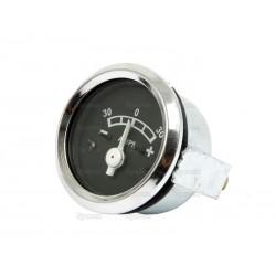 Ampèremètre diamétre 41mm 0 +/-30