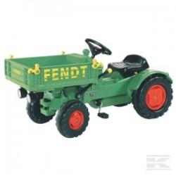 Tracteur pédale Fendt porte-outils
