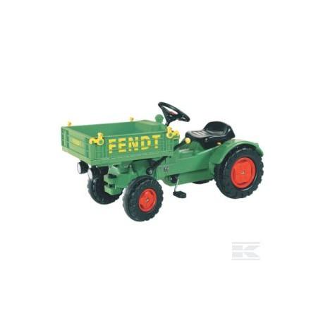 Tracteur pédale Fendt porte outiel
