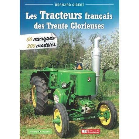 livre Les tracteurs français des Trente Glorieuses