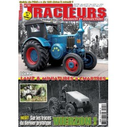tracteur passion et collection n°25