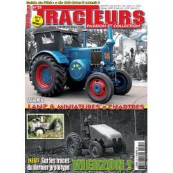 tracteur passion et collection n°25